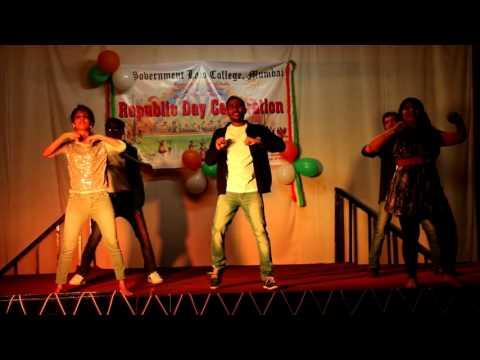 Chak de India remix(Government Law College Churchgate Mumbai)