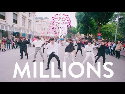 [KPOP IN PUBLIC CHALLENGE] WINNER(위너) - MILLIONS Dance Cover By B-Wild From Vietnam