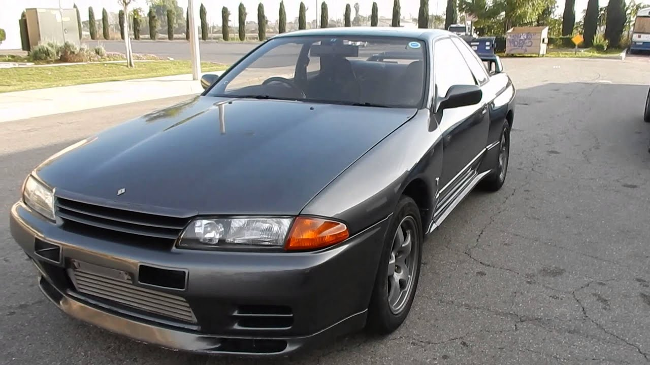 1989 nissan skyline r32 gt r at importavehicle youtube 1989 nissan skyline r32 gt r at importavehicle vanachro Gallery