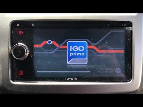 Toyota Mitsubishi GPS Navigation SD Card Philippines - Видео