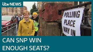 Can the SNP win enough seats for a second Scottish independence referendum? | ITV News