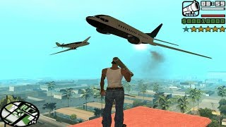 GTA san andreas - DYOM missione # 68 - Stairway to heaven