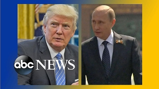 President Trump Sparks Backlash With Putin Comments
