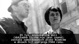 Powstanie Warszawskie w liczbach i obrazach