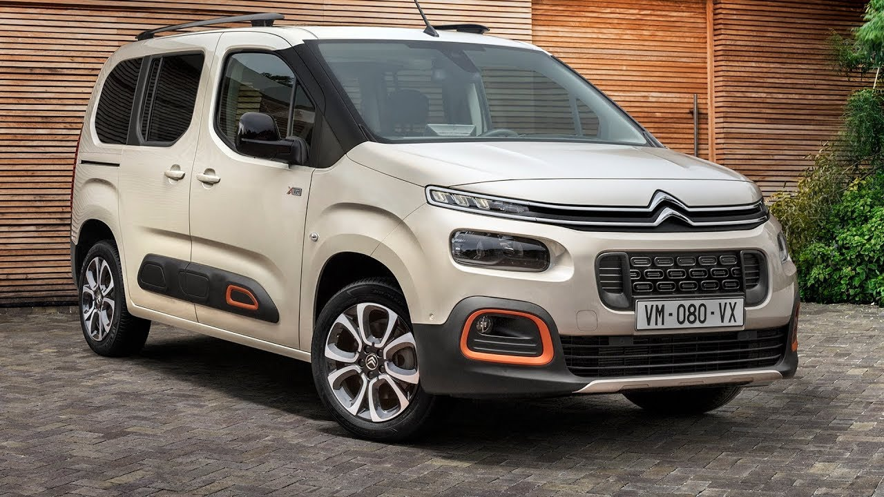 2018 citroen berlingo interior exterior and drive youtube. Black Bedroom Furniture Sets. Home Design Ideas
