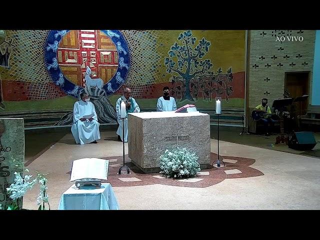 Santa Missa (23° Terceiro Domingo do Tempo Comum)- 04/09/2021 às 19:30h