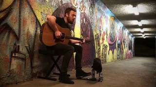 Leroy Carr - In The Evening (Live cover by Ivan Hartle) | The Tunnel Takes