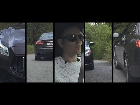 Тест Драйв/Test Drive Maserati Quattroporte S Q4 //MARS DRIVE