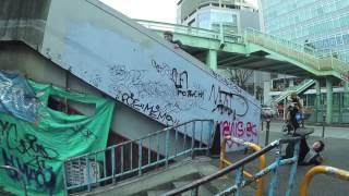 パルクール vs リフティング高校生 【フリーランニング神業】