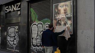 Madrid, 'kilómetro cero' de la debacle económica