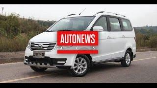 Lifan привезёт в Россию конкурента Lada Largus