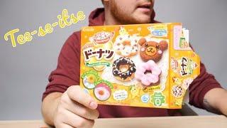 Tehdään donitseja japanilaisesta karkkisetistä!