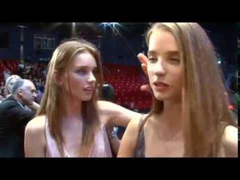 Jumelles et top-models - Reportage