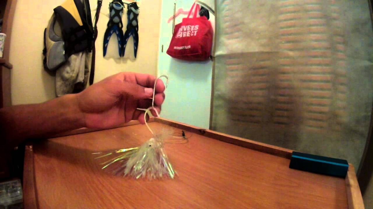 Duster Trolling Rig For King Mackerel and Spanish Mackerel Review
