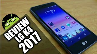 Video LG K4 2017 - Review en Español download MP3, 3GP, MP4, WEBM, AVI, FLV Juli 2018