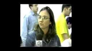 Inauguração TV Vanguarda Taubaté com Fafate Costa