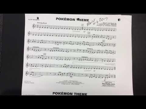 Trumpet 3 Pokémon