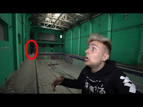 Homeless Encounter In Abandoned 1920s California Building!