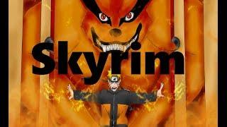 Repeat youtube video Skyrim-Naruto Jutsu Mod