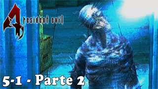 [17+] Resident Evil 4 | Wii | 5-1 (Parte 2): Regeneradores