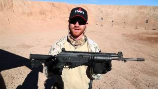 IWI Galil Ace Review || SHOT Show 2015