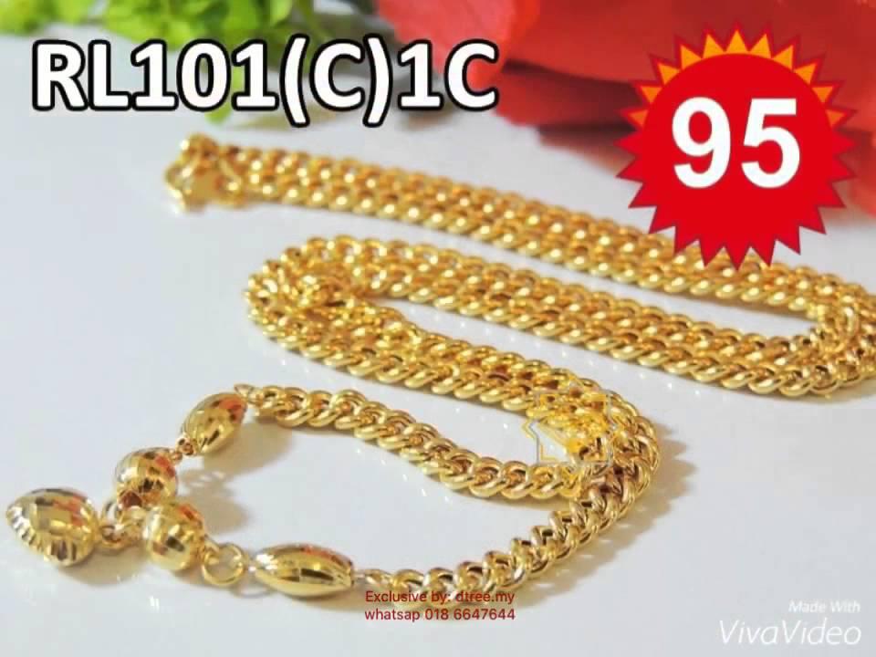 100+ Gambar Cincin Kalung Gelang Emas