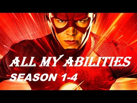 The Flash - All his abilities (season 4 included!)