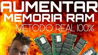 AUMENTAR MEMORIA RAM en PC SIN MENTIRAS #2 | 2017 | WINDOWS 10 | 7 | 8.1 | 8 | VISTA y XP