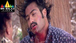Yamadonga Movie Jr.NTR Climax Action Scene | Jr NTR, Priyamani, Mamta Mohandas | Sri Balaji Video