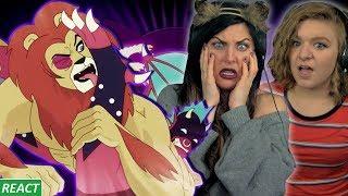 ORGY-POCALYPSE | Girls React | Furry Force 3