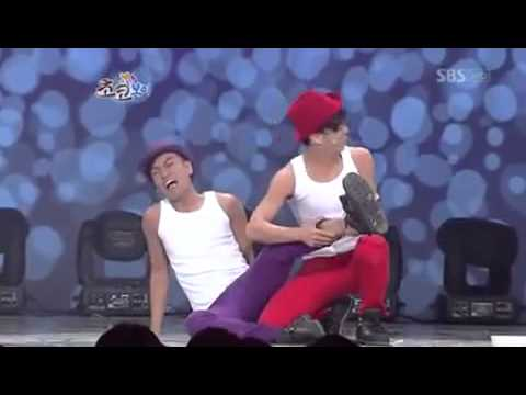 Korean funny show - Choco Boy -that's very hot