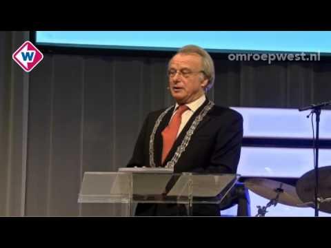 Burgemeester van Den Haag Jozias van Aartsen over grote vuurwerkshow