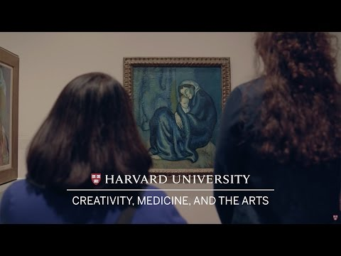 Creativity, medicine, and the arts