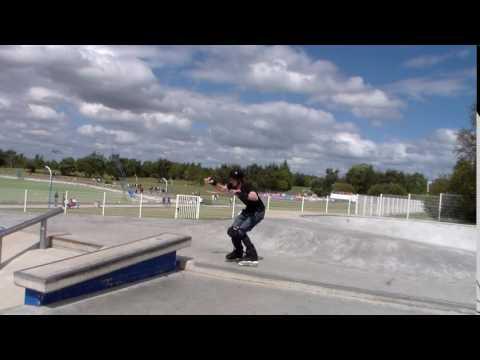 Pornstar Au Skate Park De Noeux Les Mines...