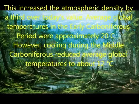 Geological Time Periods Pt.3 - Devonian and Carboniferous