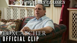 """Foxcatcher   """"I Want To Win Gold"""" Official Clip HD (2014)"""