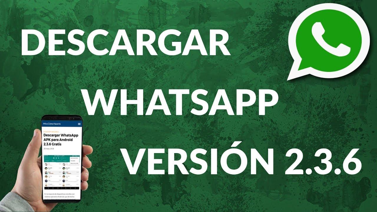 descargar whatsapp para mini samsung gratis