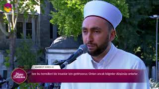 Kur'an-ı Kerim Tilaveti (Ankebut 41-45)