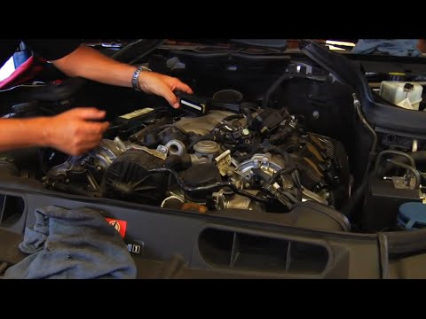 SLK280 CEL - Tumble flaps Cam and Exhaust sensors with Codes
