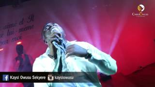 WORSHIP MEDLEY - Kaysi Owusu (LIVE IN FRANCE)