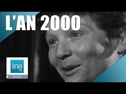 1962 : l'An 2000 vu par les jeunes | Archive INA