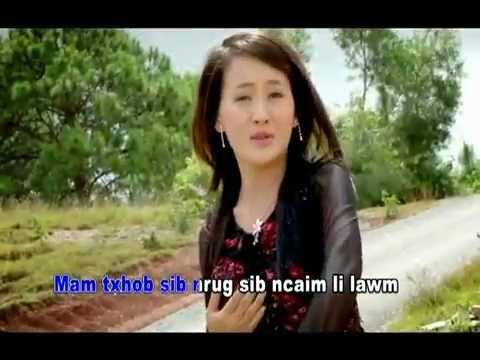 Paj Kub Tsab   Ntshaw Txoj Kev Hlub   YouTube thumbnail
