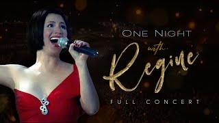 [REMASTERED] - One Night with Regine 2002   Regine Velasquez