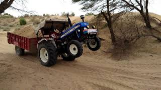 Bhojraj taak new tractor video's