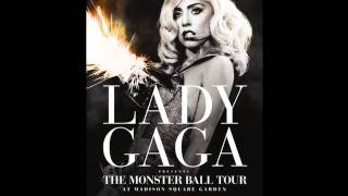 Lady Gaga - Poker Face (The Monster Ball Tour HBO Special) (Audio)