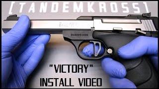 TANDEMKROSS Victory Trigger Install for Browning Buckmark