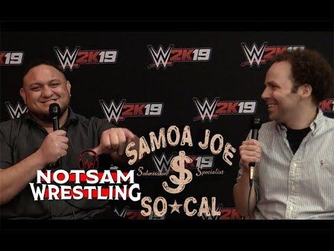 Samoa Joe - Interview Techniques, Getting Personal, DQ Finishes, etc - Notsam Wrestling