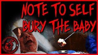 German Creepypasta 🎧 Note To Self, Bury the Baby🎙️