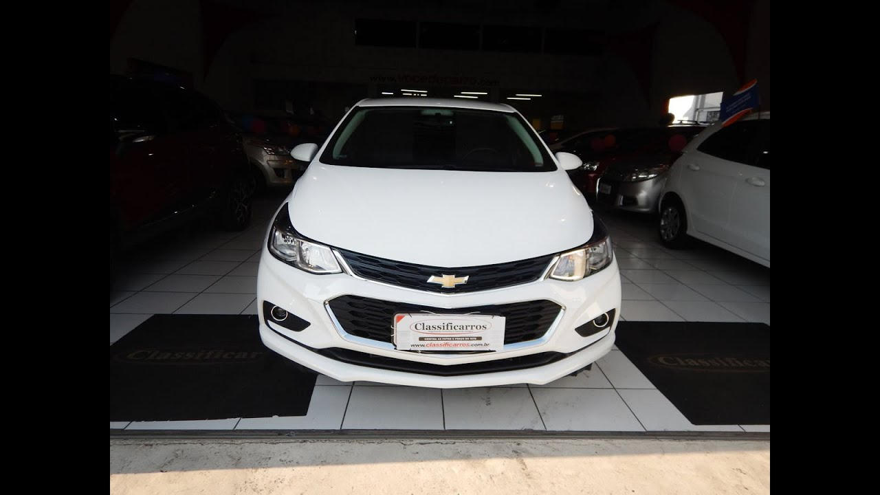 sedan Chevrolet Cruze Sedan LT 1.4 Turbo Aut  2019