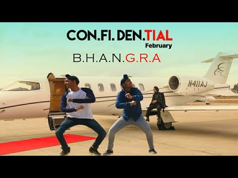 H.I.G.H  E.N.D || Con.Fi.Den.Tial || Diljit Dosanjh || BHANGRA || BACK TO BHANGRA